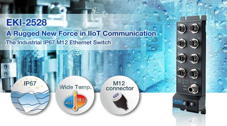 Industry's First LTE Cat-M1 Router with Built-In Redundant