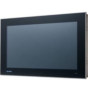 industrial touch control monitor